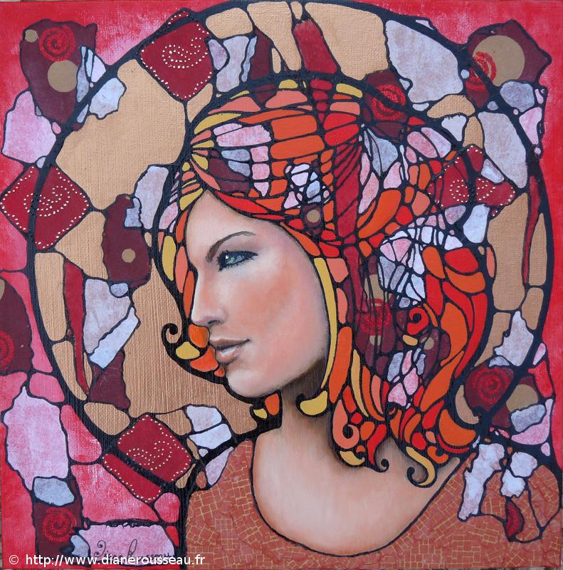 La muse de l'audace, Diane Rousseau