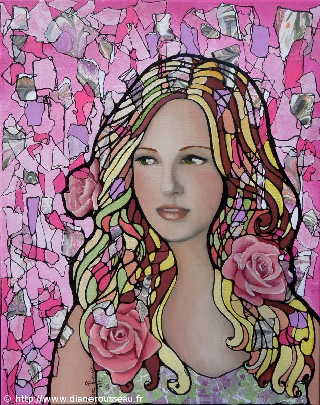 Serment d'amour, Diane Rousseau