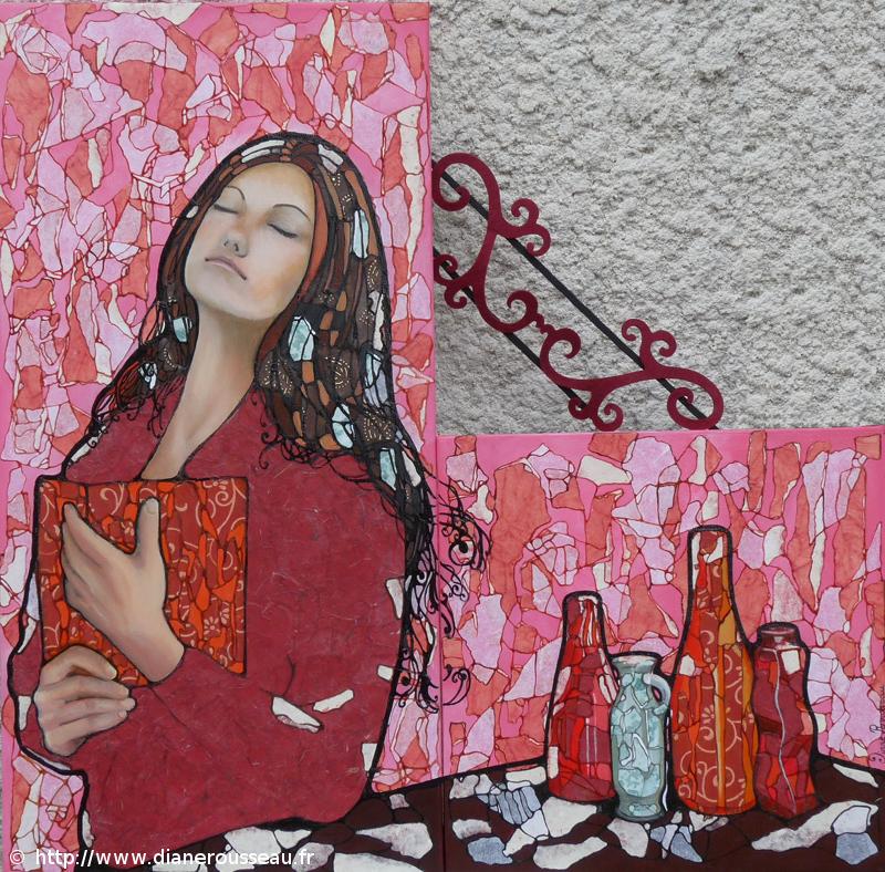 L'ivresse de la lecture, Diane Rousseau