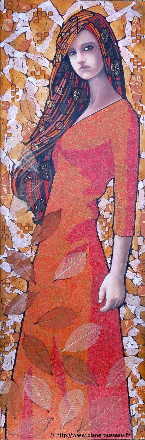 L'automne, Diane Rousseau