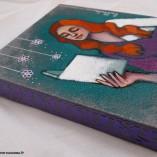 Ballade, Diane Rousseau