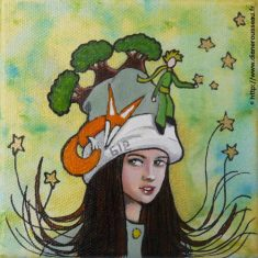 Le chapeau d'Astéria, Diane Rousseau