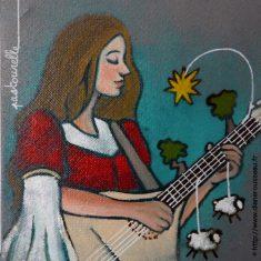 Pastourelle, Diane Rousseau