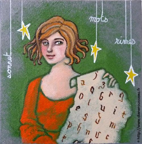 Sonnet, Diane Rousseau
