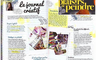 Le journal créatif